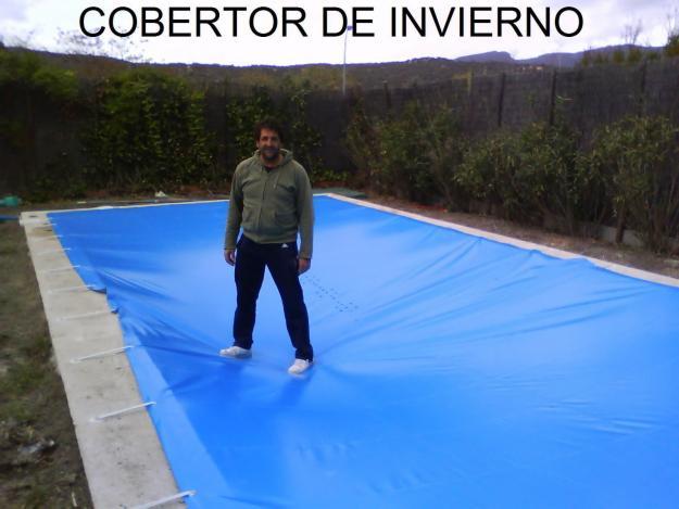 Fabricacion a medida venta e instalacion de lonas de invierno para piscinas mejor precio - Lonas para piscinas a medida ...