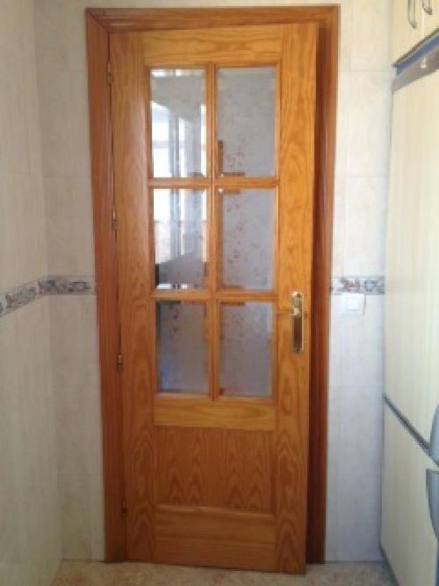 Puertas madera mejor precio for Valor puertas madera