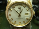 Rolex Day-Date, Oro, Diamantes, Ed.Límit - mejor precio | unprecio.es