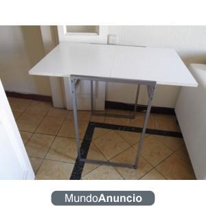 PrecioUnprecio Vendo es Mesa Plegable Blanca Mejor Ikea ulwXiOPkZT