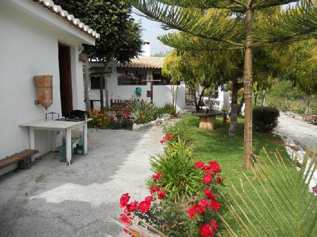 Finca casa rural en alquiler de vacaciones en nerja - Alquiler casa vacaciones malaga ...
