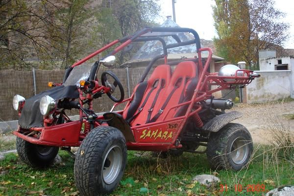 Buggy Kinroad Sahara de 250 c c 1225438 - mejor precio