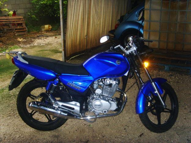 vendo moto KEEWAY SPEED 125cc