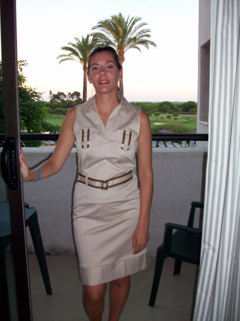 Rocío, Spanish Professor