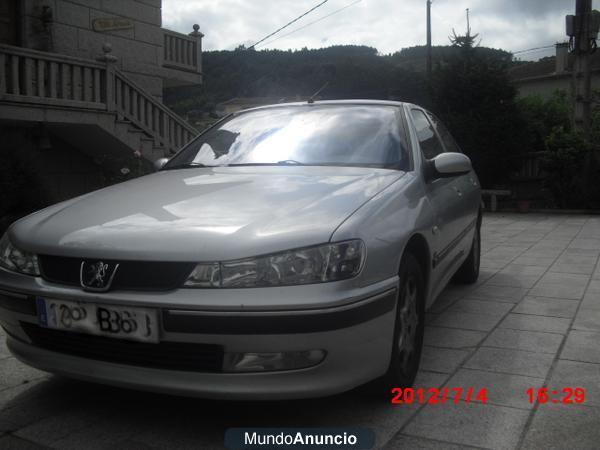peugeot 406 2 2 hdi 136 cv 825781 mejor precio. Black Bedroom Furniture Sets. Home Design Ideas