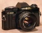 Camara reflex Minolta con 50 mm - mejor precio | unprecio.es