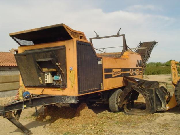 elvoracion de biomasa