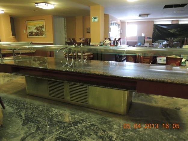 Mesa de buffet frio frio y calor frio mejor precio for Casa jardin buffet