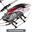 Mini Helicóptero con Control Remoto. Teledirigido. Radiocontrol. - mejor precio | unprecio.es