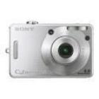 Sony Cybershot DSCW50 6MP Digital Camera with 3x O - mejor precio | unprecio.es