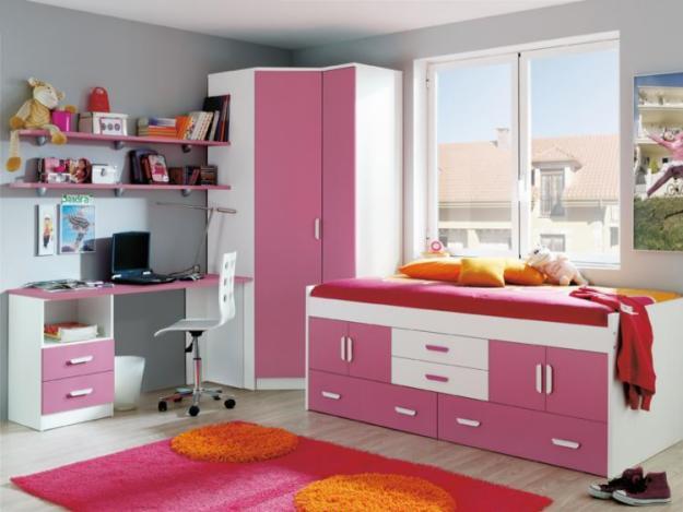 Muebles hogar modernos 431017 mejor precio - Slaapkamer van een meisje ...