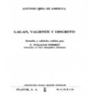 Galán, valiente y discreto. Edición de edward Nagy. --- Ebro, s.a., Zaragoza. - mejor precio | unprecio.es