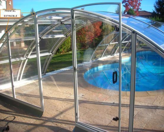 Cubierta o cerramiento de piscina mejor precio Cubierta piscina precio