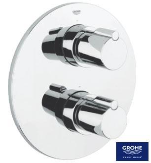 Grohe grifer a termostato ba o ducha empotrabletenso for Telefono ducha grohe