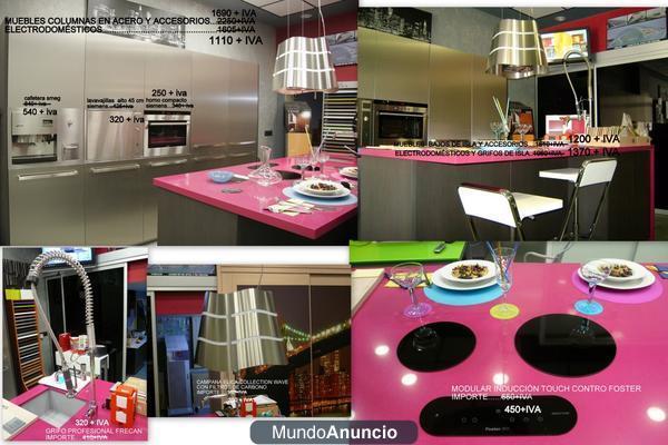Muebles de cocina y electro por liquidaci n 317595 mejor for Liquidacion de muebles de cocina