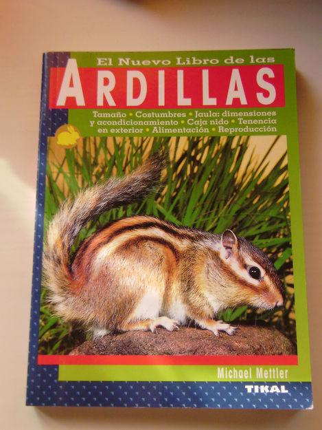 Vendo libro sobre el cuidado necesidades y domesticaci n - Ardilla domestica precio ...