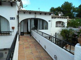Apartamento en venta en Moraira, Alicante (Costa Blanca)