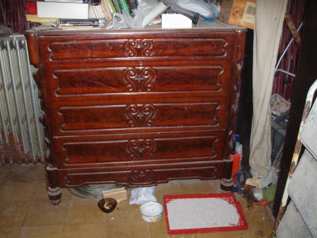 Se venden cinco armarios antiguos para restaurar mejor - Restaurar armarios antiguos ...