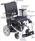 vendo silla de ruedas electrica - mejor precio | unprecio.es