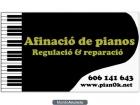 Afinador de pianos Vallès Occidental i Barcelona - mejor precio | unprecio.es