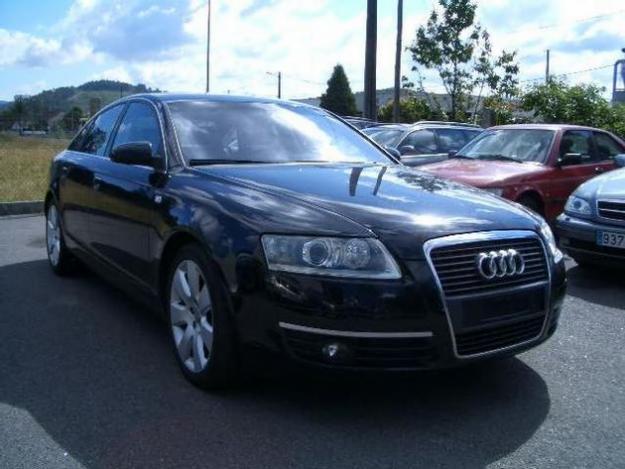Audi a6 2 7 tdi 180cv 538euros mes 39 06 en venta en - Contactos en villagarcia ...