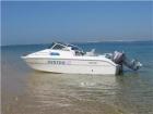 vendo barco OYSTER 18 impecável 5,5 m 90cv semicabinado - mejor precio | unprecio.es