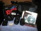 Canon EOS Rebel T3i 18.0 MP Digital SLR Camera (Kit w / 18-55mm y 75-300mm ... - mejor precio | unprecio.es