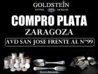 compro plata zaragoza joyeria goldstein - mejor precio   unprecio.es