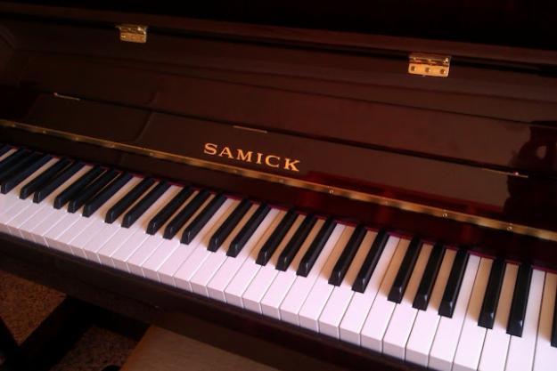 Piano vertical modelo samick js115 mejor precio Casa piano cotizacion