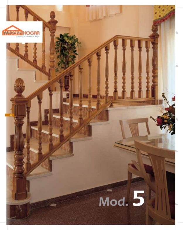 Barandas para vivienda mejor precio - Escaleras para viviendas ...