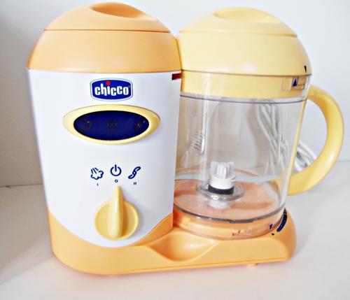 Robot de cocina chicco babypappa mejor precio - Robot cocina ninos ...