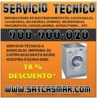 Serv. tecnico nodor barcelona 900 900 020 | rep. electrodomesticos. - mejor precio | unprecio.es