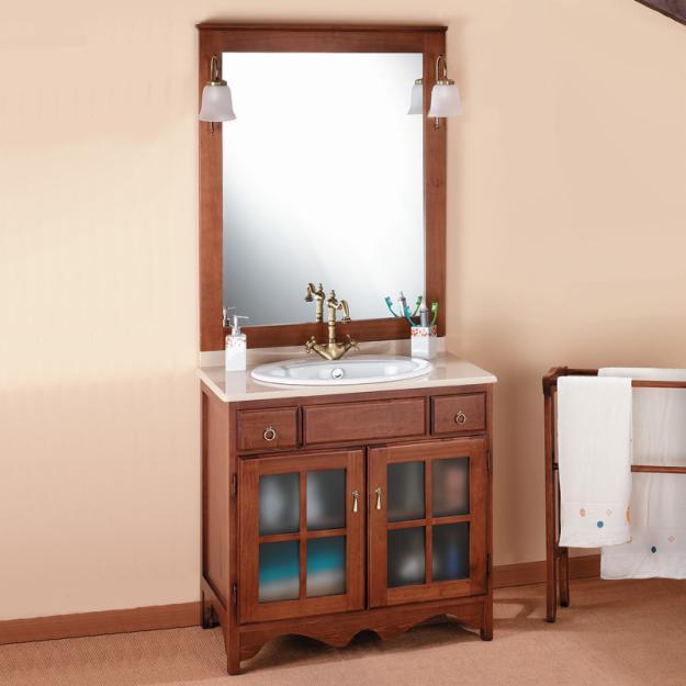 Muebles de ba o rusicos 177612 mejor precio for Outlet muebles rusticos