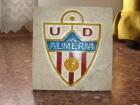 VENDO CUADROS EQUIPO ALMERIA HECHOS A MANO EN MARMOL FINO - Almería - mejor precio | unprecio.es