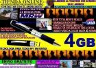 BOLIGRAFO ESPIA 4 GB SOMOS PROFESIONALES + REGALO - mejor precio   unprecio.es