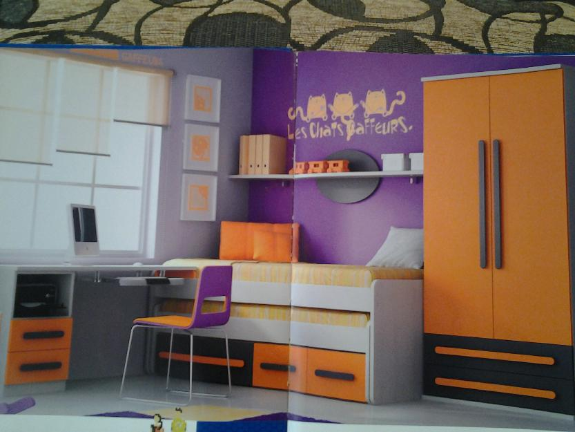 Liquidacion de dormitorios juveniles en murcia mejor for Liquidacion camas nido