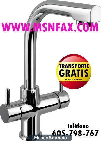 Grifos de 3 v as para osmosis 322346 mejor precio - Grifos de osmosis ...