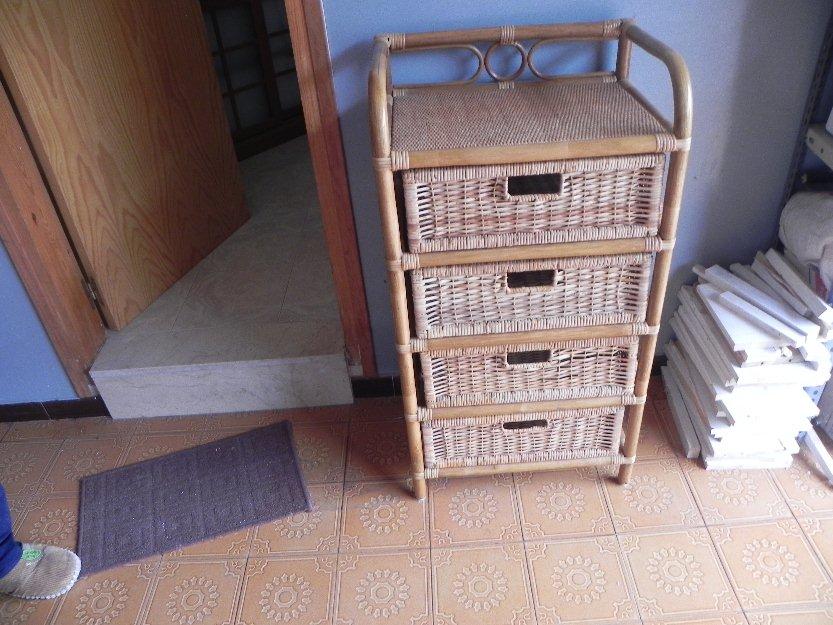 Mueble de mimbre mejor precio - Muebles de mimbre en madrid ...