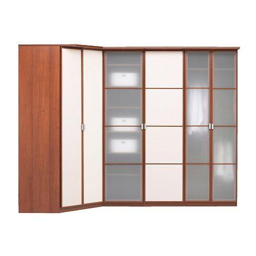 vendo armario hopen 4 puertas de ikea casi nuevo mejor precio. Black Bedroom Furniture Sets. Home Design Ideas
