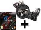 PS3 VOLANTE LOGITECH G27 + GRAN TURISMO 5 - mejor precio | unprecio.es