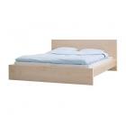 SE VENDE CAMA + MESILLAS MALM DE IKEA - mejor precio | unprecio.es