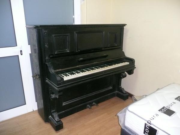 Vendo piano de 1903 chassaigne frere 598179 mejor for Casa piano cotizacion