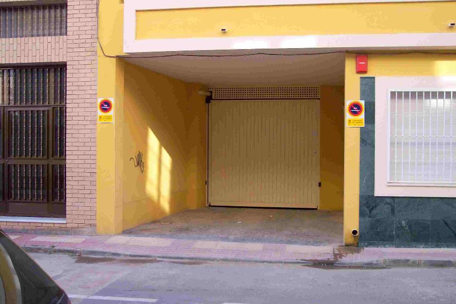 alquiler garaje el campello 40 euros al mes 1380424