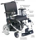 se vende: silla de ruedas eléctrica - mejor precio | unprecio.es