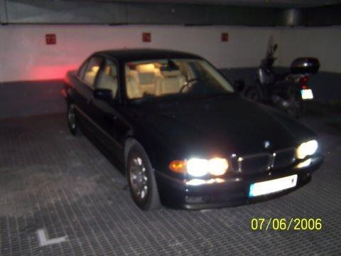 BMW 740 DIESEL