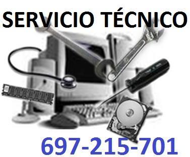 servicio técnico de sistemas informaticos, muy económico y profesional