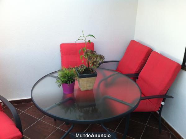 Mesa sillas y hamacas para terraza mejor precio - Hamacas para terraza ...