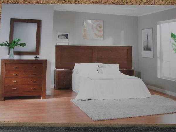 Dormitorio madera maciza de roble oportunidad 615047 - Precio madera de roble ...