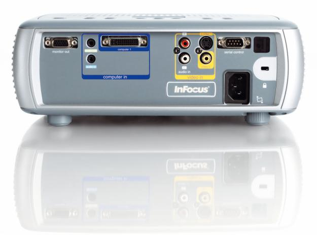 Vendo o Cambio Proyector Infocus LP540