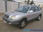 Hyundai Santafe - mejor precio   unprecio.es